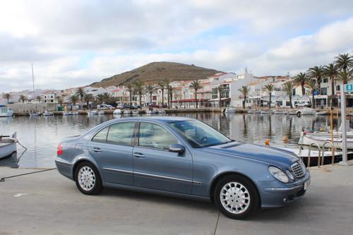 alternativa uber o cabify en Menorca